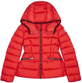 Moncler Saby Hooded Down Jacket