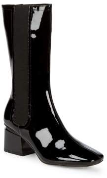 Sigerson Morrison Eartha Pull-On Leather Boots