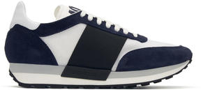 Moncler Navy Horace Sneakers