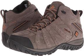 Columbia Redmond Mid Leather Omni-Tech Men's Shoes