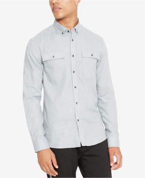 Kenneth Cole Reaction Men's Performance Flannel Shirt