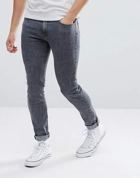 Lee Malone Zip Pocket Power Stretch After Dark Skinny Jean