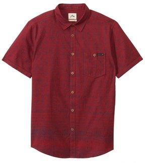 Rusty Men's Solaris Short Sleeve Shirt 8129038