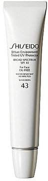Shiseido Urban Environment Tinted UV Protector SPF 43 Light #1, Medium #2 and Dark #3