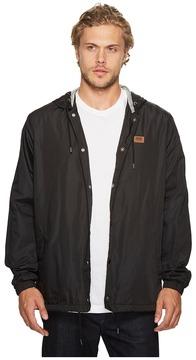 Globe Vista Hooded Jacket Men's Coat