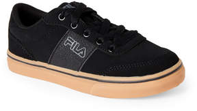 Fila Toddler/Kids Boys) Black G1000 Low Top Sneakers