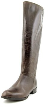 Me Too Astor 16 Round Toe Leather Knee High Boot.