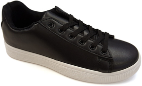 Refresh Black Action Sneaker