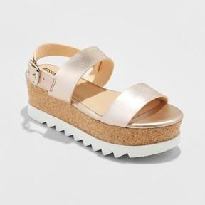 Mossimo Women's Lizzie Quarter Strap Sandals