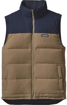 Patagonia Bivy Down Reversible Vest