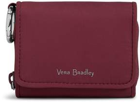 Vera Bradley Midtown RFID Card Case - PREPPY POLY HAWTHORN ROSE - STYLE