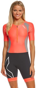 2XU Women's Compression Sleeved Trisuit 8150074