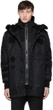 Diesel Black W-Vutnut Coat