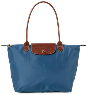 Longchamp Peacock Le Pliage Small Tote - PEACOCK - STYLE