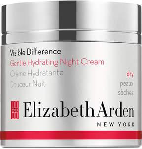 Elizabeth Arden Visible Difference Gentle Hydrating Night Cream, 1.7 oz