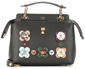 Fendi DotCom Click Small leather shoulder bag