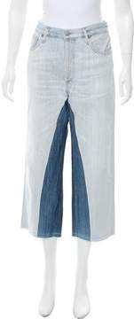Citizens of Humanity Cora Crop High-Rise Jeans w/ Tags