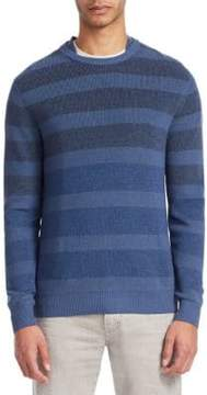 Loro Piana Striped Crewneck Sweater