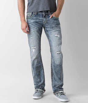 Rock Revival Lowry Slim Straight Stretch Jean