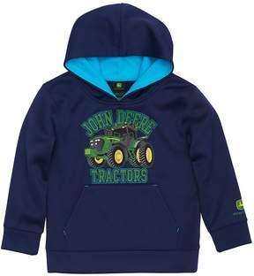 John Deere Boys 4-7x Tractors Hoodie