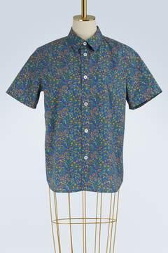 A.P.C. Dana short-sleeved shirt