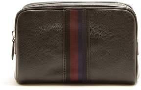 Paul Smith City Webbing leather washbag