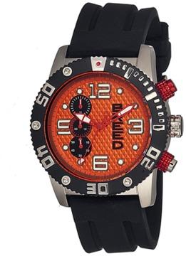 Breed Grand Prix Chronograph Watch.