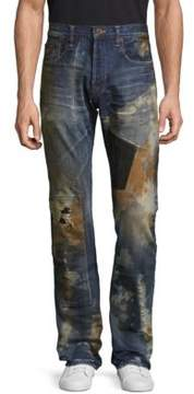 PRPS Ballistics Distressed Jeans