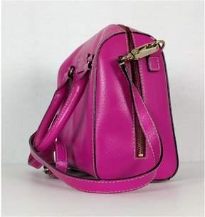 Kate Spade Fuschia Leather Satchel