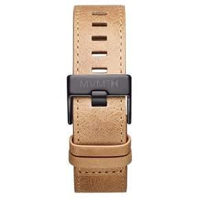 MVMT Mens Chrono 45mm Series 22mm Caramel Leather
