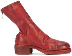 Guidi calf-length boots