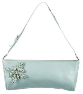 Giuseppe Zanotti Leather Embellished Bag