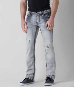 Rock Revival Jarvis Slim Straight Stretch Jean
