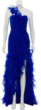 Jovani Pleated Embellished Dress w/ Tags