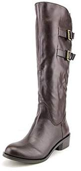 Style&Co. Style & Co Masen Wide Calf Women Round Toe Synthetic Knee High Boot.