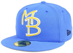 New Era Myrtle Beach Pelicans MiLB Logo Grand 59FIFTY Cap