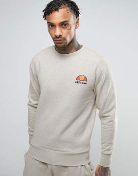 Ellesse Sweatshirt With Small Logo