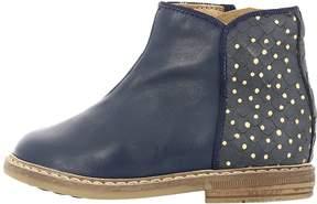 Pom D'Api Pois Velvet Flake Ankle Boot