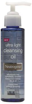 Neutrogena Ultra-Light Cleansing Oil