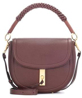 Altuzarra Ghianda Mini leather saddle bag