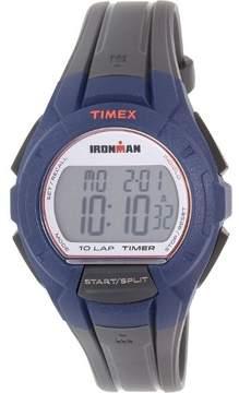 Timex Men's Ironman TW5K94100 Grey Silicone Quartz Sport Watch