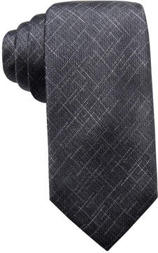 Ryan Seacrest Distinction Men's Orwell Unsolid Solid Slim Silk Tie, Created for Macy's