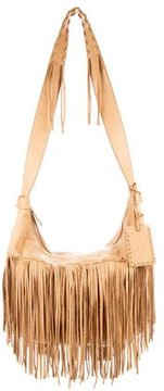 Ralph Lauren Whipstitch Fringed Bag