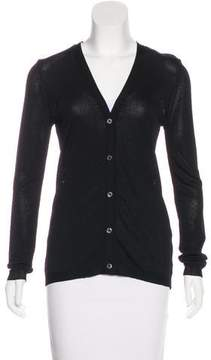 Allude Long Sleeve Knit Cardigan w/ Tags