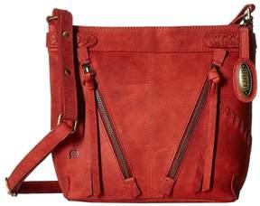 Børn Quincy Distressed Crossbody Handbags