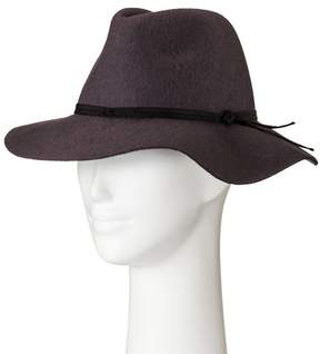 Merona Women's Fedora Hat Brown