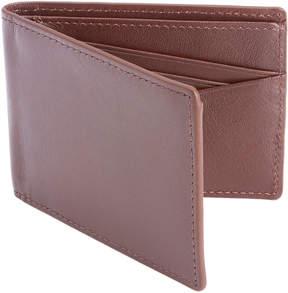 Royce Leather Men's RFID Blocking Slim Bifold Wallet