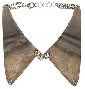 Dannijo Bib Collar Necklace