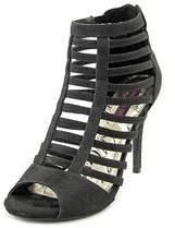 Material Girl Women's Gemma Caged Dress Sandals.