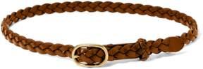 Polo Ralph Lauren | Skinny Braid Belt | L | Brown